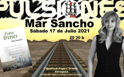 Nuevo Pulsiones con Mar Sancho