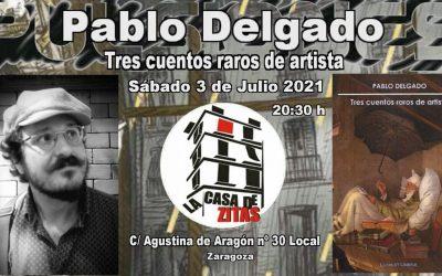 Nuevo Pulsiones con Pablo Delgado