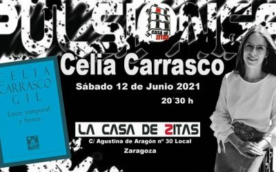 Celia Carrasco en el ciclo Pulsiones