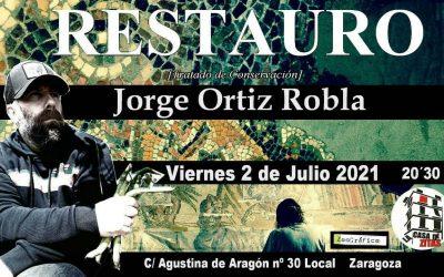 Presentación libro de Jorge Ortíz Robla