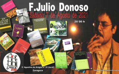 F. Julio Donoso presenta Patuchina Patachí