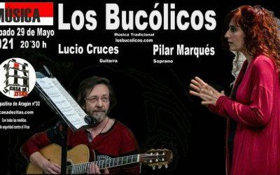 Música tradicional con Los Bucólicos