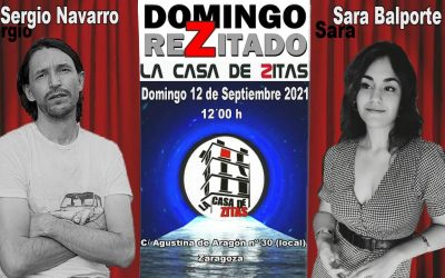 Domingo Rezitado con Sergio Navarro y Sara Balporte