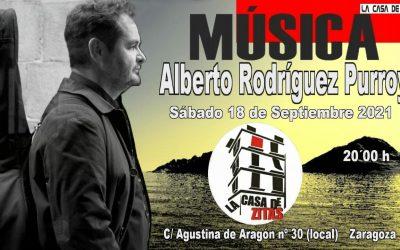 Concierto de Alberto Rodriguez Purroy