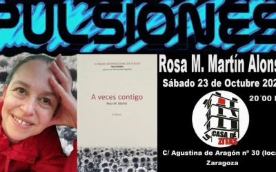Nuevo Pulsiones con Rosa Martín